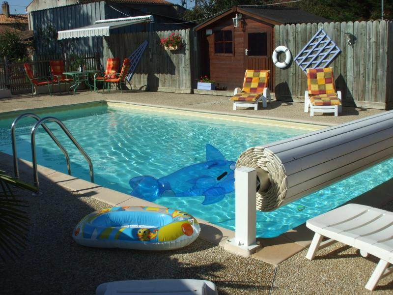 The Gite de L'andoussiere, holiday rental in La Limouziniere