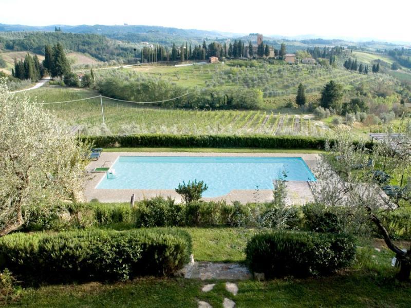Villa della Torre OLEANDRI, aluguéis de temporada em Gorgognano