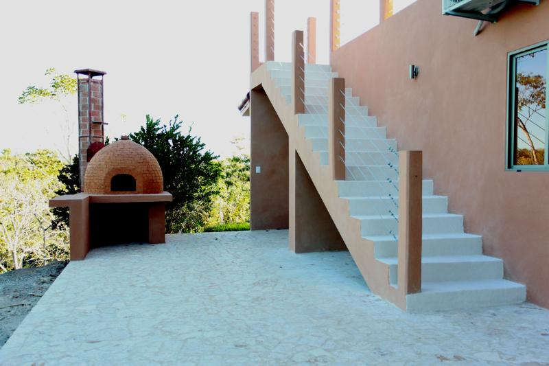 Try our pizza oven!