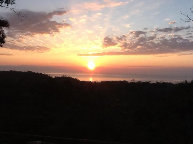 Sunrise from Casa Solipaz