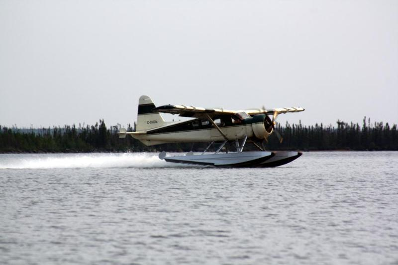 DeHavilland Beaver Float Plane
