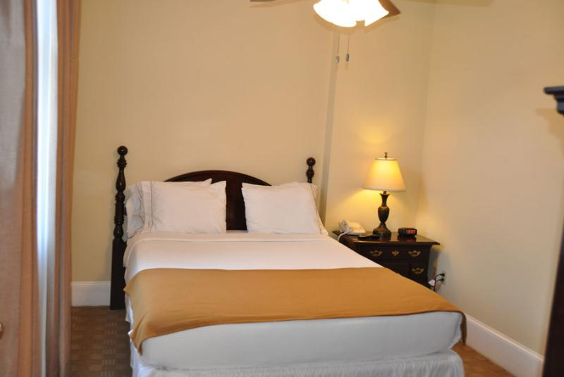 Suite 2 Bedroom 2 with Queen bed and TV