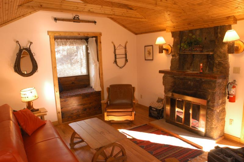 Sala de estar do Wrangler