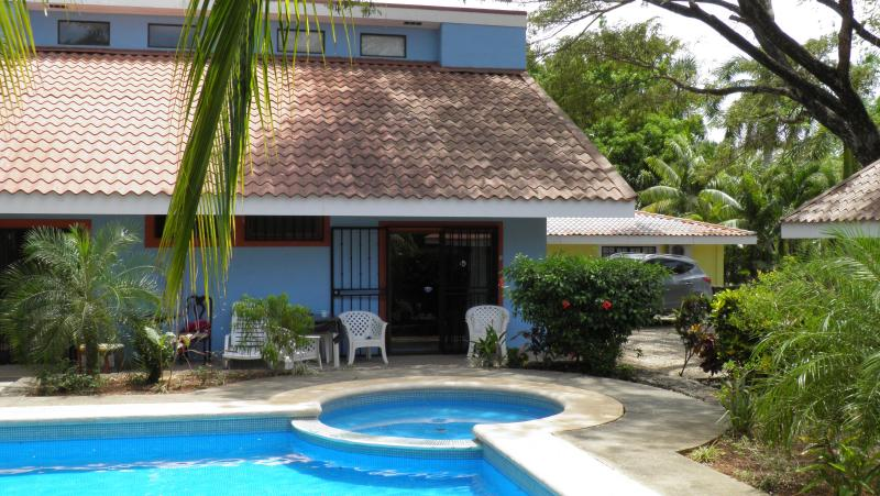 Quiet getaway, holiday rental in Playas del Coco