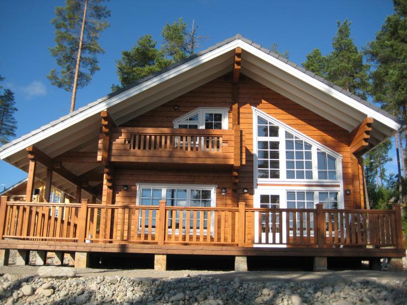 Tahko Hills, ski-resort cottage, casa vacanza a Nilsia