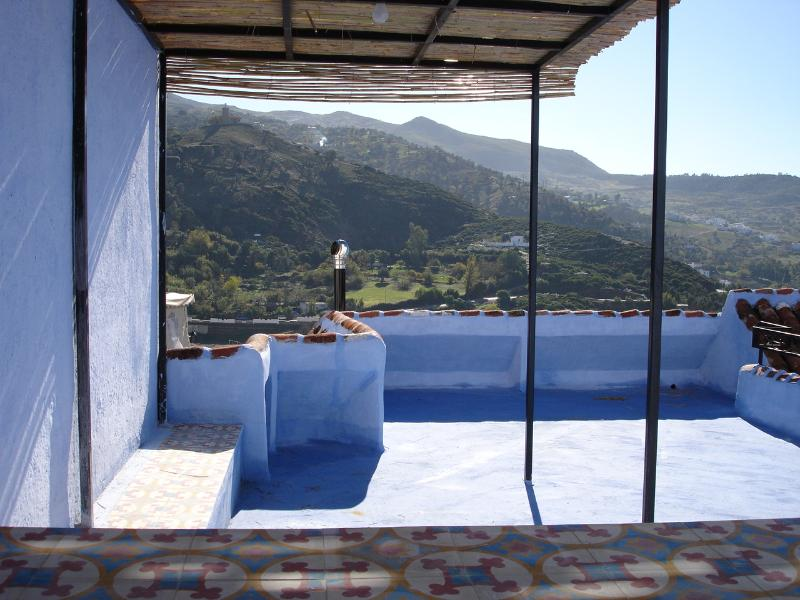 Spacious house with mountain view, holiday rental in Chefchaouen
