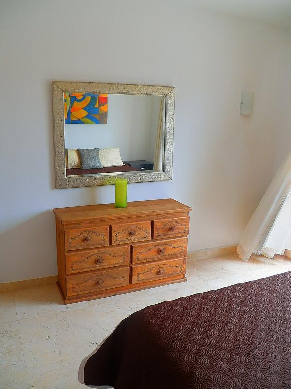 new chest of drawers in guest bedroom