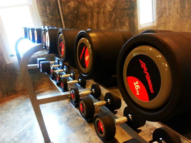 Gym - poids