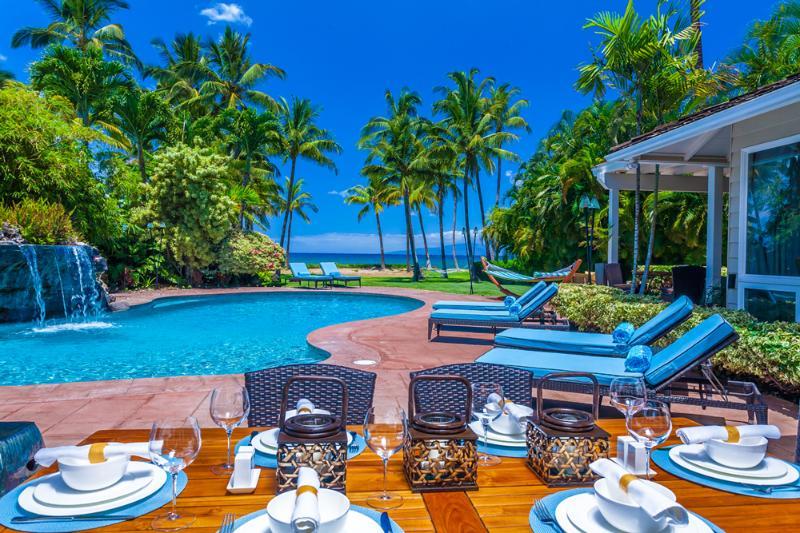 Mango Surf Beach Front Villa, vacation rental in Kihei