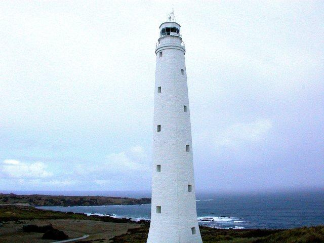 Cape Wickham Lighthouse - tallest in the southern hemisphere