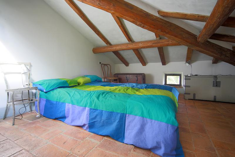 Dormitorio ático