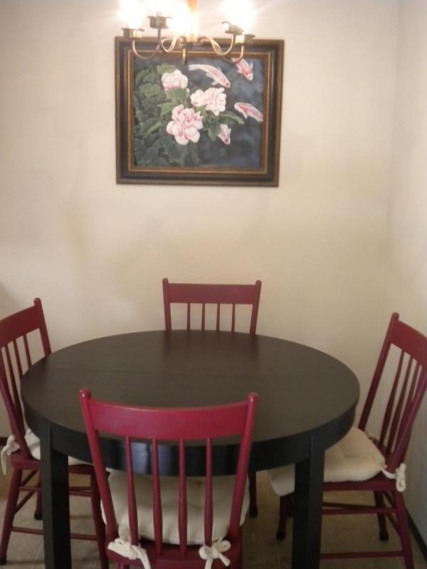Mesa de comedor se expande a asiento 6