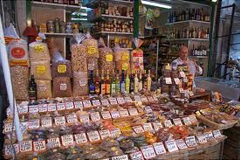 typicacal open markets in Palermo (Ballaro', Vucciria, Capo)