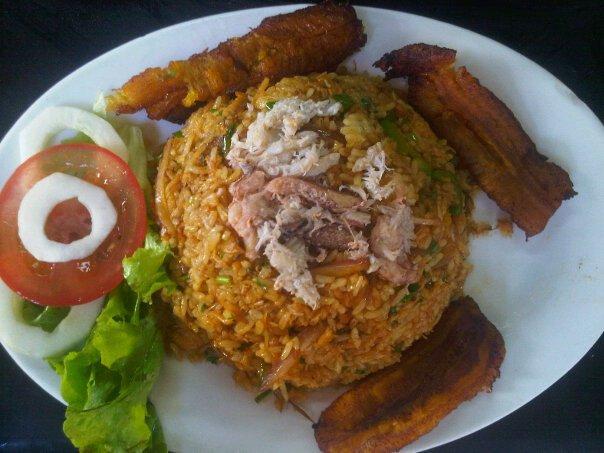 Ecuadorian Dish