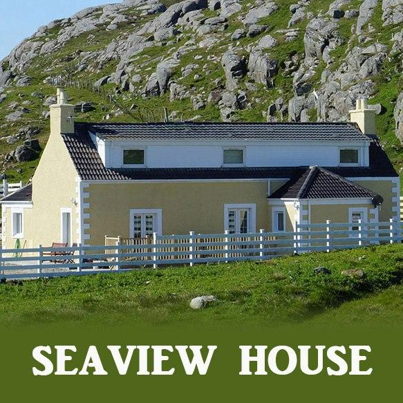 Seaview House, vacation rental in Lewis and Harris