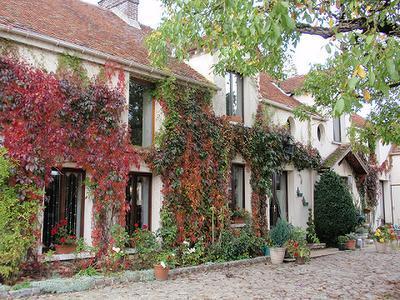 la maison en automne