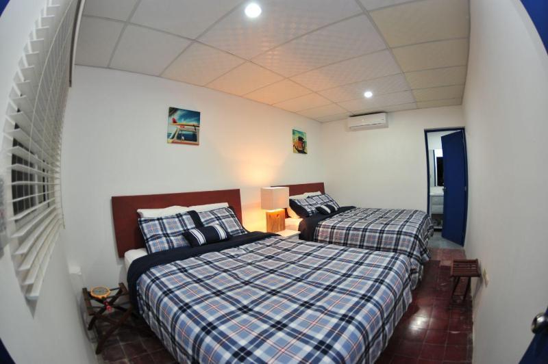Room # 2 - 2 X Queen size beds