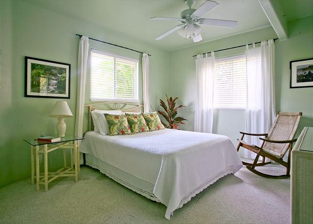 Camera da letto al piano inferiore 4