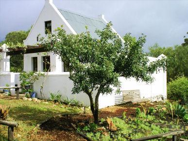 Rhebokskraal olive farm Cottages – semesterbostad i McGregor