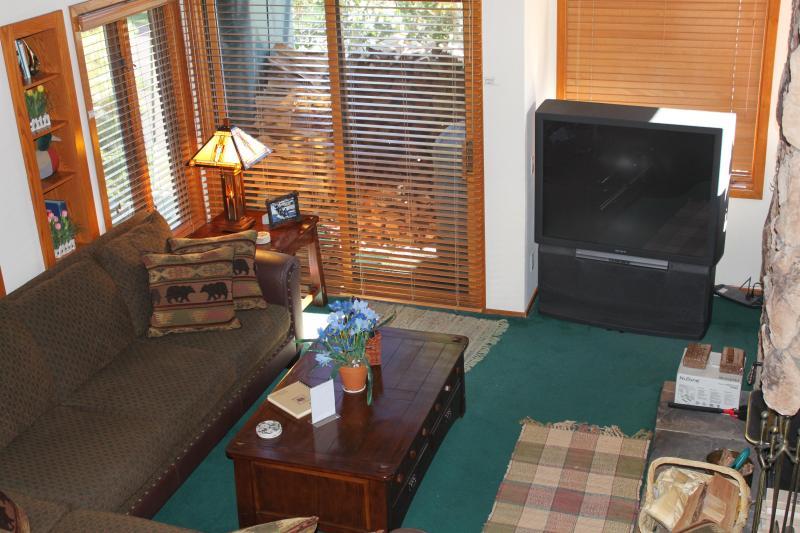 Living Room w/ Large TV