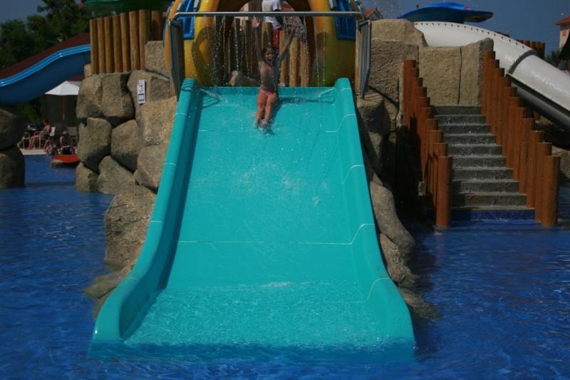 Parque acuatico para niños