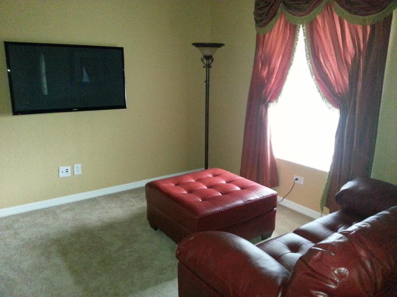 2nd Living Room with 50 inch Plasma