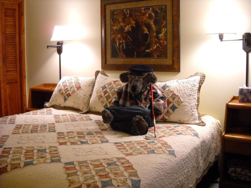 Oversized Master Bedroom 14x22
