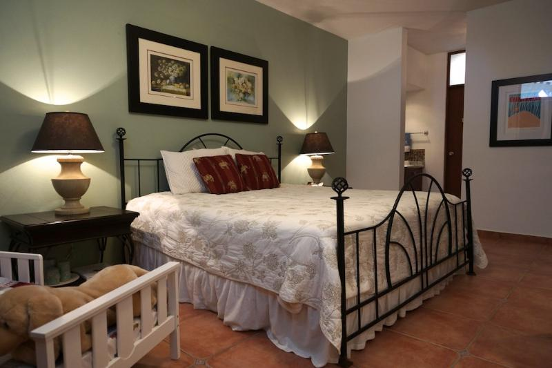 Master Bedroom with provate bathroom