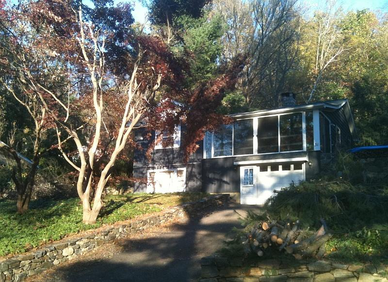 Home as seen from Candlewood Springs