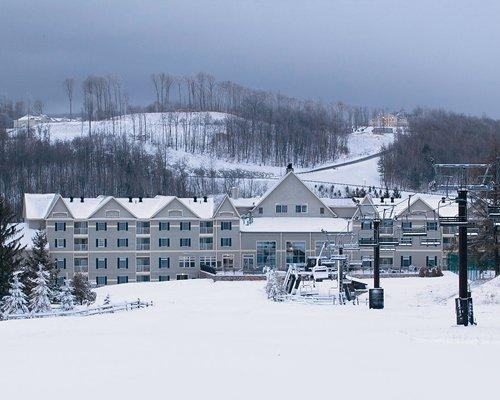 Ski In/Ski Out at Jiminy Peak