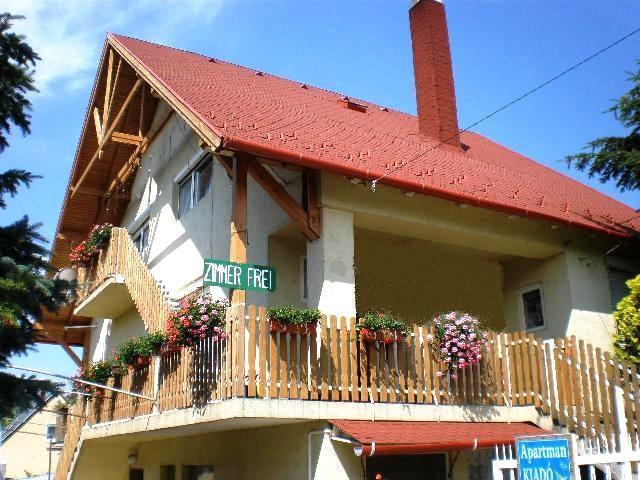 Vacation home in Alsóörs - Lake Balaton