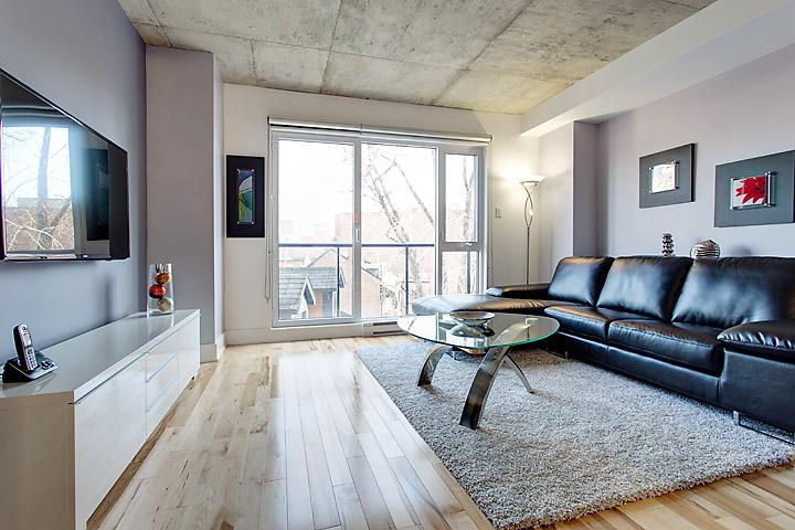 Crystal Condo Montreal, vacation rental in Montreal