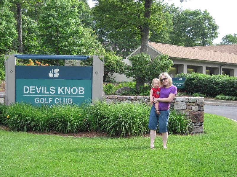 Devil's Knob Golf & Devil's Grill