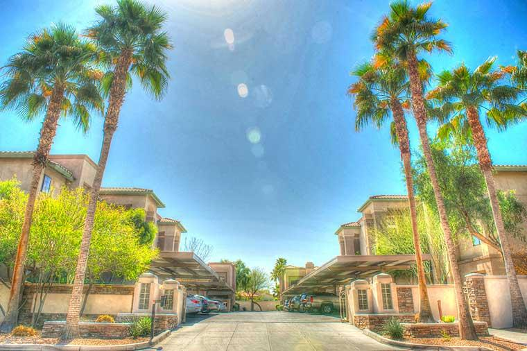Paradise View Villa gated community