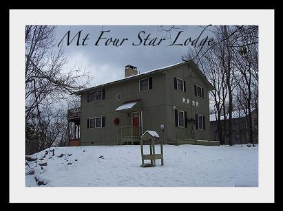 Mt 4 étoiles Lodge