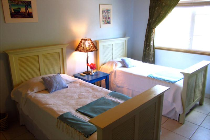Twin Sleep Number Beds, Large window and personal air-condtioning