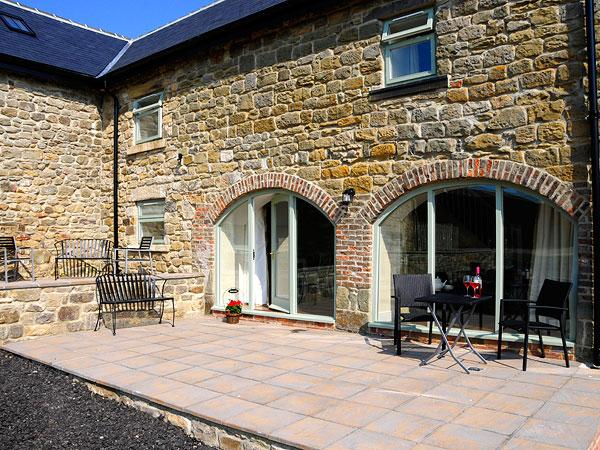 Granary Barn 5 Star cottage, sleeps upto 4, set in peaceful countryside 7 mins to Beamish Museum