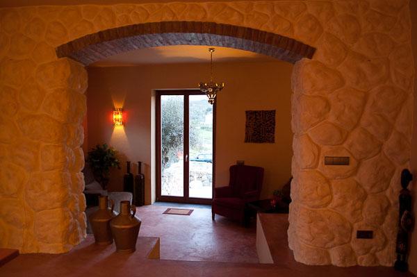 Casa Terra Quinta Serra de São Mamede, location de vacances à Santo Antonio Das Areias