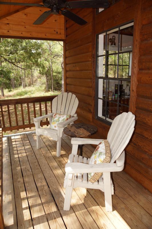 et des sièges confortables pour les heures de détente