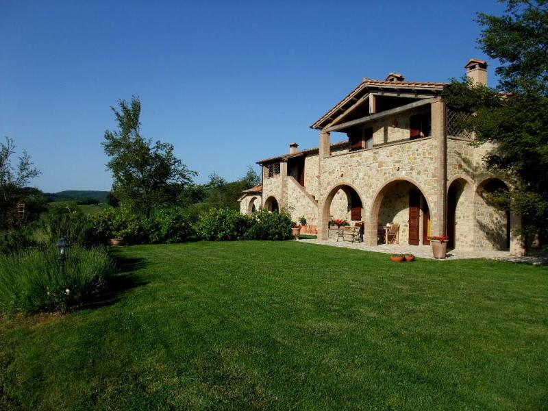 Olmo, holiday rental in Fabro Scalo