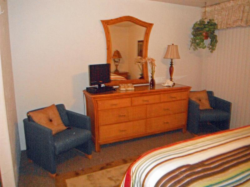 Master Suite with Lots of Storage