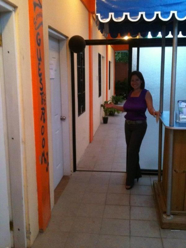Welcome to Bella Sombra Guest House- Laura