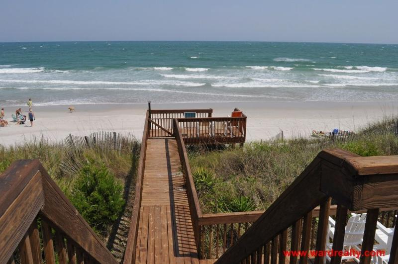 Ocean View and Private Walkway