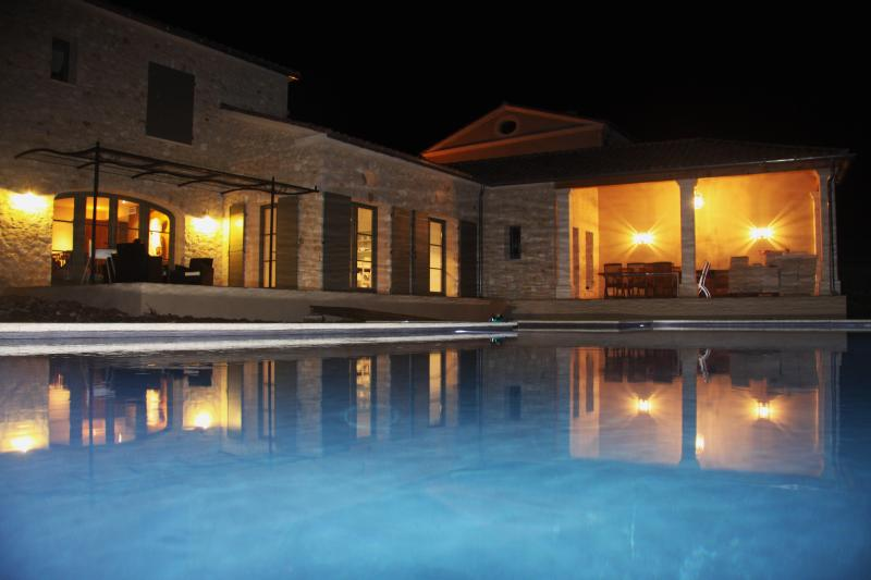 Mas du Temple - 30190 Garrigues Sainte Eulalie - pool