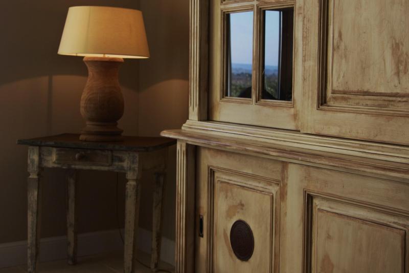 Mas du Temple - 30190 Garrigues Sainte Eulalie - livingroom