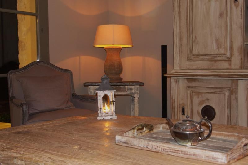 Mas du Temple - Garrigues Sainte Eulalie - decoration that makes you feel at home