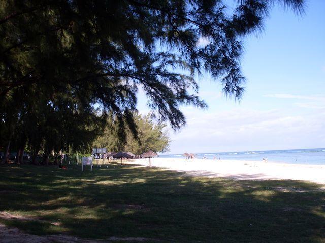 la plage du residencia 5 minutos