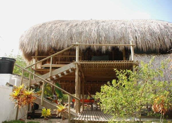 Beach house in the most beautiful Colombian island, holiday rental in Isla Fuerte
