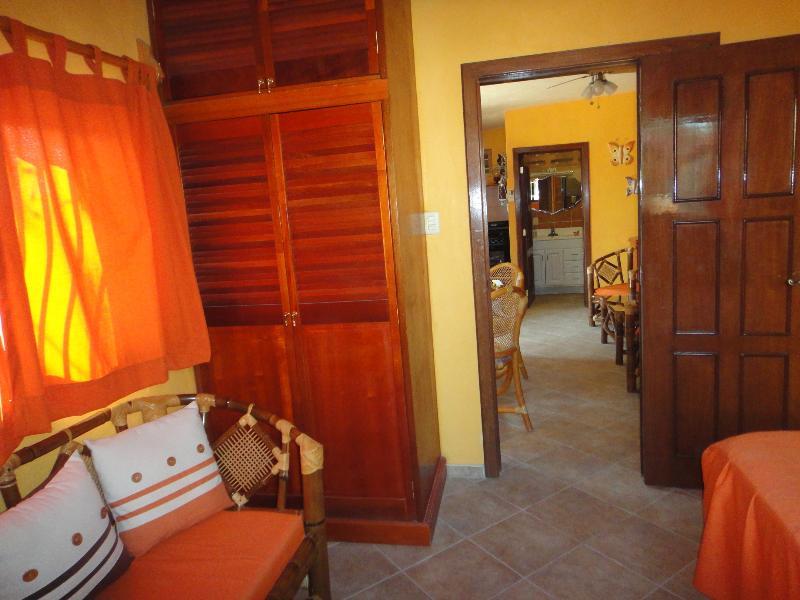 casita (view from bedroom)