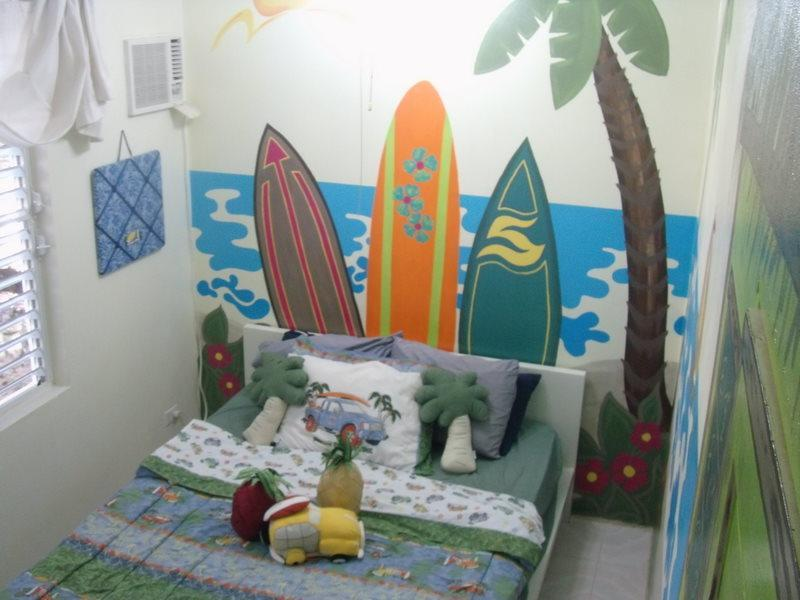 Surf Room, Bedroom 2